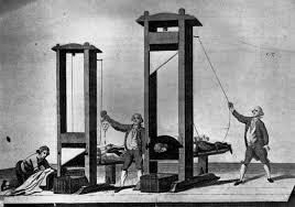 گیوتین یکی از بدنامترین ابزار اعدام در تاریخ هست که از یک تیغهي ...