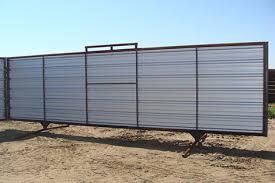 Wind Break Panels