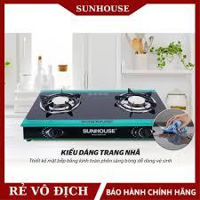 Bếp ga dương hồng ngoại SUNHOUSE SHB004MT