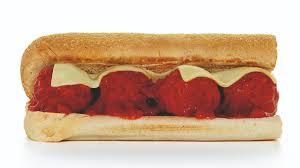 menu meatball marinara melt subway