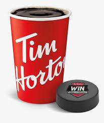coffee cup and tim horton hockey card