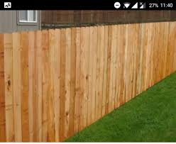Wooden Fence Costs How Much Per Meter Does Something Like This Costs I Just Bought A House Help Philippines