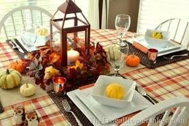 fall table with better homes