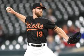 Baltimore Orioles: Looking Back at Chris Davis Pitching in 2012
