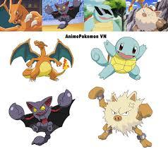 AnimePokemon VN - Qua bài đăng các pokemon Thánh đã chia...