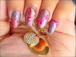 dry marble nails nail marbling with