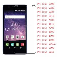 Tempered Glass For Philips Xenium S386 ...