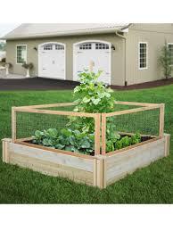 greenes cedar raised bed with