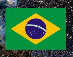 Brazil Decal Etsy