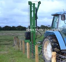 Wrag Opus Series Hydraulic Post Drivers Iowa Farm Equipment