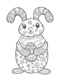 Kleurplaten Voor Pasen Met Gratis Printables Voor Jong Oud
