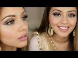 indian glam makeup