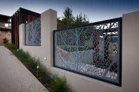 60 Gorgeous Fence Ideas And Designs Renoguide Australian Renovation Ideas And Inspiration Fence Design House Fence Design Backyard Fences