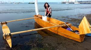 boat build your own plywood proa