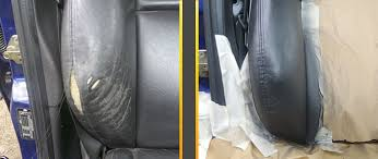 leather sofa and car seat tear repair