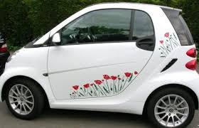 Smart Poppy Field Special Car Stickers Car Sticker Ideas Car Stickers Vinyl Car Stickers