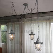 white classic 3 light pendant lighting