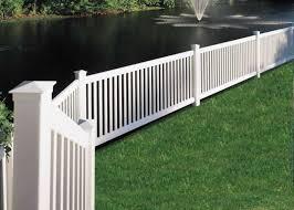 Princeton Vinyl Pool Fence Avinylfence Com
