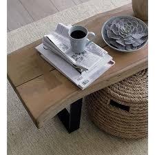 yukon coffee table bench crate and