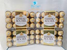 Chocolate Ferrero Rocher Pháp 30v