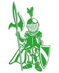 Here S A Great Price On Little Knight Wall Decal Yellow Green 28 X47