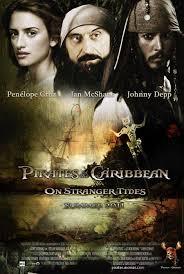 Poster 6 - Pirati dei Caraibi - Oltre i confini del mare