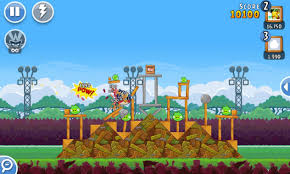 Angry Birds Friends (for Android) Review