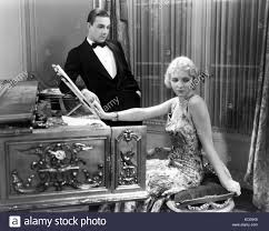 SLIGHTLY SCARLET 1930 Paramount Pictures film with Evelyn Brent and Stock  Photo - Alamy