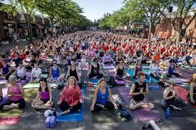 om street yoga hartford courant