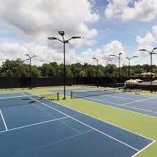 luxury tennis club and athletic resort