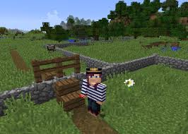 Stiles In Minecraft Or How To Get Over Fences Without Animals Following Megan F Miller
