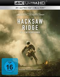 Hacksaw Ridge (4K Ultra HD) (+ Blu-ray): Amazon.it: Garfield ...