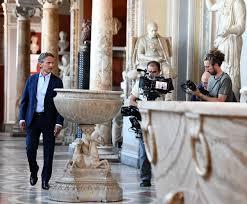 Cesare Bocci guida d'eccezione in Vaticano su Canale 5 - Tgcom24