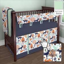 deer crib bedding woodland baby