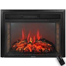 electric fireplace firebox