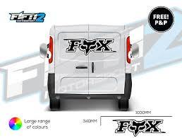 Fox Racing 5x6 5 Decal Mx Motocross Fox Racing Vinyl Decal Sticker Car Truck Auto Parts And Vehicles Car Truck Decals Emblems License Frames Car Truck Parts Car Truck Decals