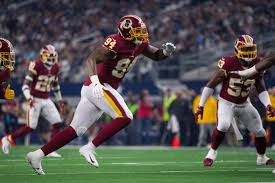 Stay or go? Making the case for Redskins free agent Preston Smith – The  Athletic