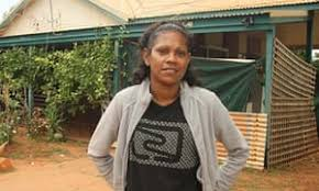 Everlyn Sampi Pain Pride And The Trail Of The Rabbit Proof Fence Film The Guardian