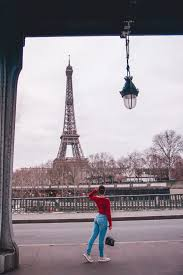 secret places to view the eiffel tower
