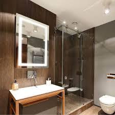 silver wall mirror bathroom mirrors
