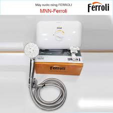 Máy nước nóng Ferroli, máy nước nóng trực tiếp chống giật Ferroli ...