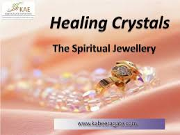 diffe types of healing crystals