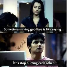 sometimes saying goodbye is like saying facebook image share