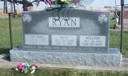 Avis Marie Ruemmele Ryan (1922-1997) - Find A Grave Memorial