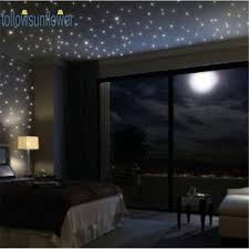 Home Decor 100pcs Wall Sticker Home Decor Glow In The Dark Lots Cute Star Decal Baby Room Unitransbahia Com Br