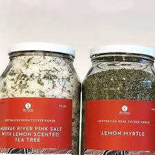 Lemon Myrtle and Murray River Pink Salt... - The Source Bulk Foods |  Facebook