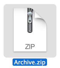 how to zip files in mac os x osxdaily