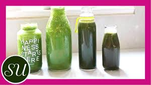 diy detox juice smoothie cleanse for