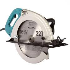 Makita 15 Amp 16 5 16 In Corded Circular Saw With 32t Carbide Blade And Rip Fence 5402na The Home Depot