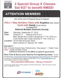 multiple sclerosis society fundraiser
